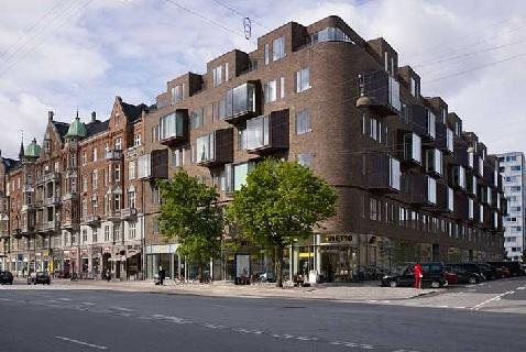 Остербро, Копенгаген