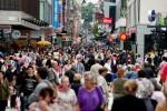 Численность населения Швеции близка к рекорду