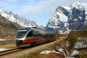 Норвежские железные дороги