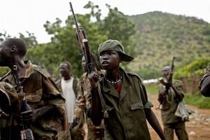 Гражданская война в Южном Судане