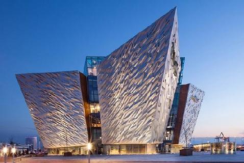 Музей «Титаник Белфаст»
