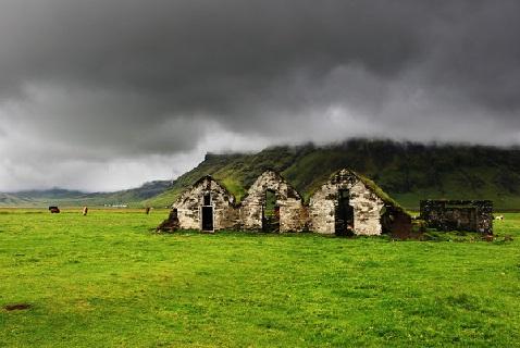 Заброшенная Исландия
