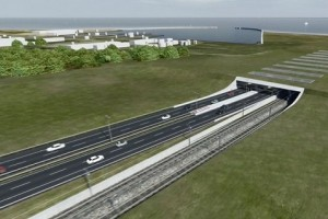Компьютерная модель будущего туннеля