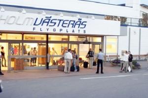 Аэропорт Стокгольм-Вестерос
