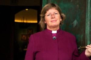 Строгий епископ Ингеборг Мидттомме