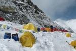 Землетрясение в Непале вызвало лавину на Эвересте. 10 погибших