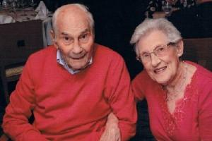 Самые старые в мире жених и невеста