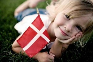 Маленький счастливый датчанин