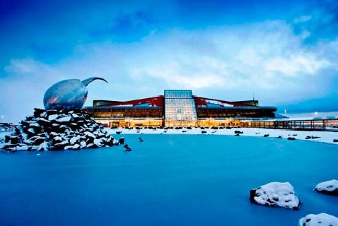Аэропорт Кефлавик, Исландия
