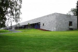 Крематорий Alfaset в Осло
