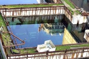 Резервуар с радиоактивными отходами, Селлафилд