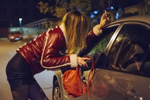 Проституция в Швеции