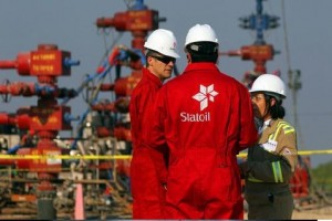 Рабочие Statoil
