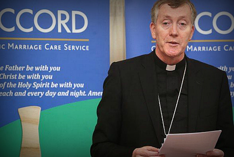 Президент церковного агентства «Аккорд» епископ Денис Налти