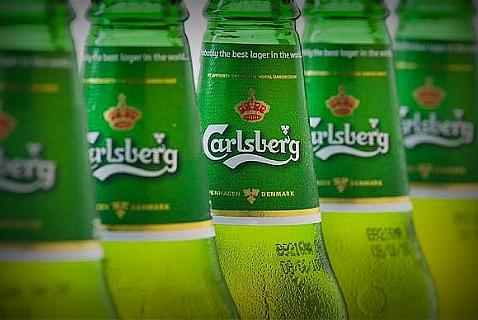 Carlsberg — крупнейший акционер российского пивоваренного концерна «Балтика»