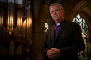 Председатель Генеральной Ассамблеи церкви Шотландии Преподобный Иоанн Чалмерс