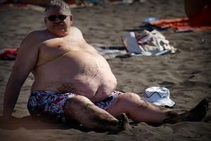 «Я не толстый», — так сказал тот парень, которого я только что съел