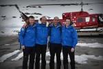 Британские экстремалы установили новый рекорд пересечения Гренландии