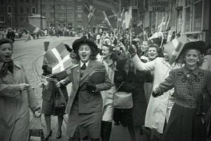 Дания празднует освобождение от нацизма
