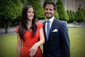 Свадьба принца Карла Филиппа и Софии Хеллквист состоится 13 июня 2015 года