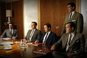 Совет директоров (кадр из сериала «Безумцы»)