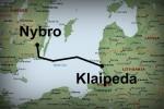 Российские военные корабли мешают шведско-литовским работам по укладке кабеля