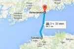 Проект подводного туннеля Хельсинки-Таллин застопорился