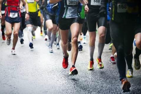 В отличие от бега на месте, в марафоне есть и первые и отстающие