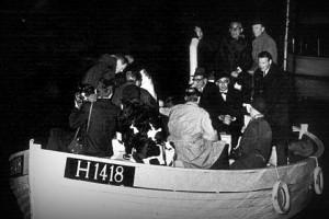Эвакуация датских евреев в Швецию силами Сопротивления