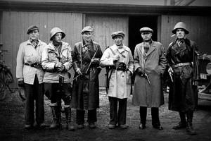 Бойцы датского Сопротивления