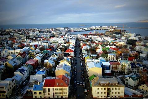 Рейкьявик — столица Исландии