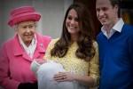 Принцесса Шарлотта Элизабет Диана получила свидетельство о рождении