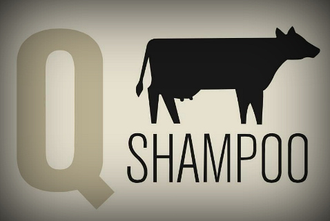 Шампунь из коровьей мочи