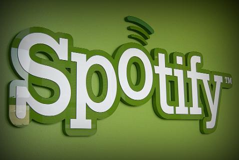 Логотип Spotify
