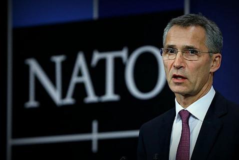 Генеральный секретарь НАТО, премьер-министр Норвегии Йенс Столтенберг