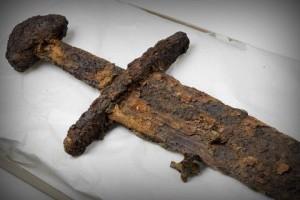 Еще один меч из коллекции NTNU University Museum