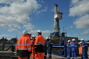 Разведка запасов сланцевого газа на севере Ютландии