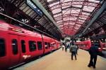 Датские железные дороги вошли в тройку лучших по Европе