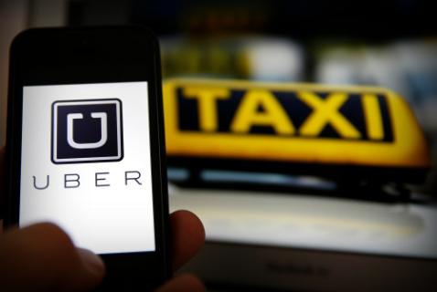 Служба вызова такси Uber появилась в 2009 году