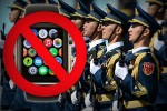 Китайским солдатам запретили носить «умные часы»