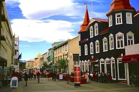 Акюрейри — столица северной Исландии