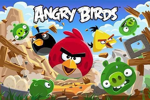 Заcтавка Angry Birds