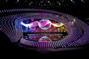 Сцена Евровидения 2015