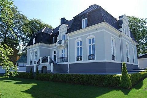 Дом Златана Ибрагимовича в Мальмё, Швеция
