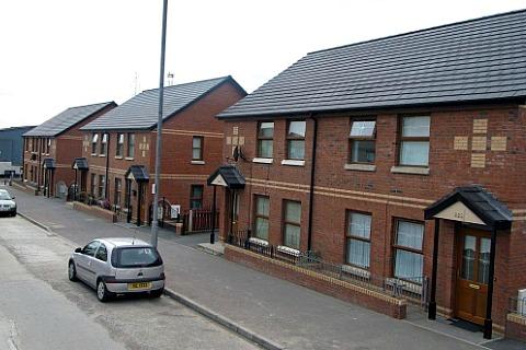 Типичные дома Великобритании