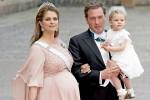 Шведская принцесса Мадлен родила мальчика