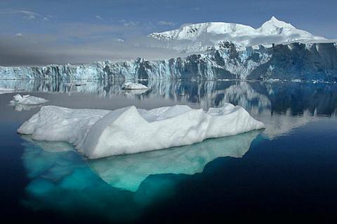 Таяние полярных льдов