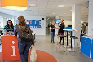 Шведская служба по трудоустройству Arbetsförmedlingen