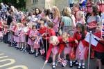 Население Великобритании за прошлый год увеличилось на 500 тысяч
