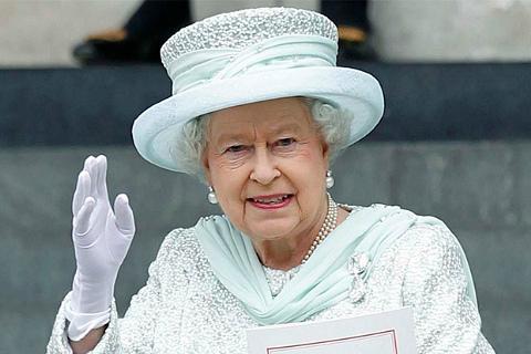 Королева Елизавета II, 2015 год